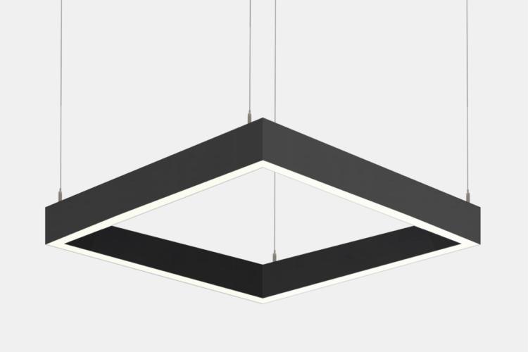 Серия Kvadrat. Квадратные и прямоугольные светодиодные светильники