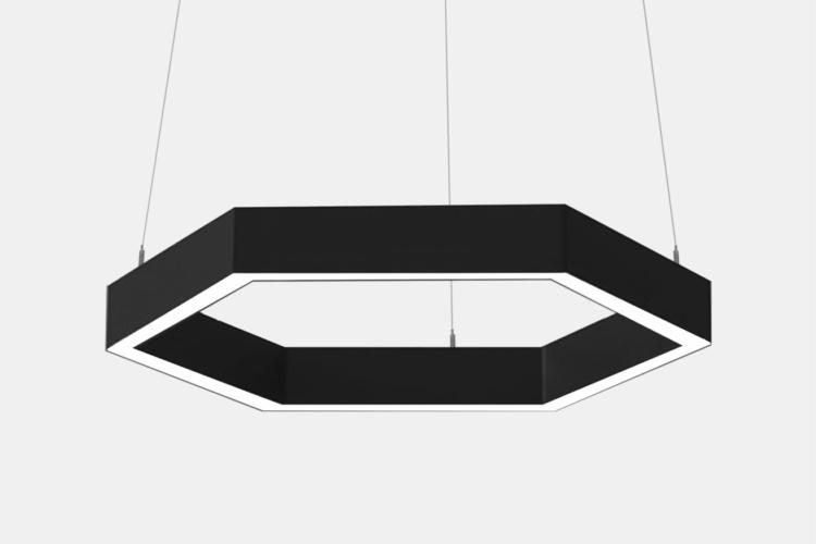 Серия Geks. Многоугольные светодиодные светильники купить во Владивостоке