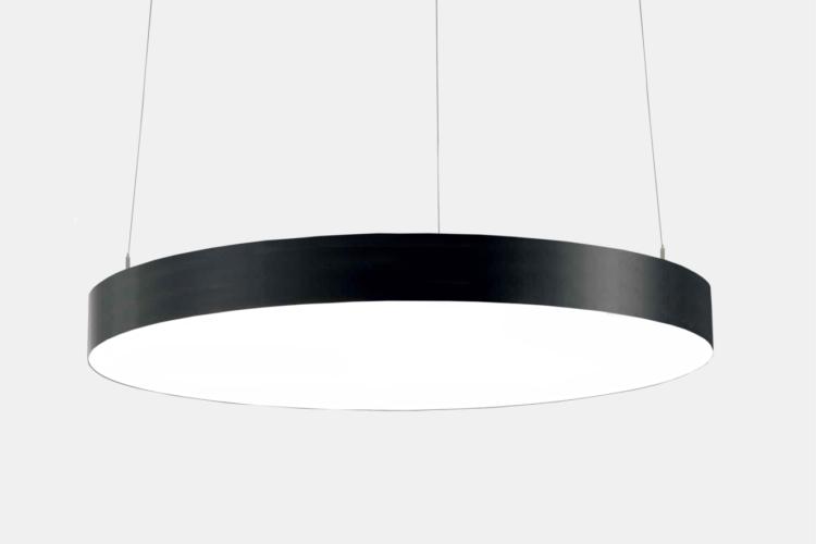 Серия Disk. Светодиодные светильники круглой формы купить во Владивостоке