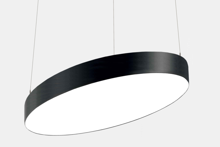 Серия Petal. Светодиодные светильники овальной формы купить во Владивостоке
